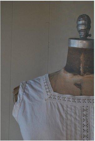 sleeveless boho hippie white top blouse