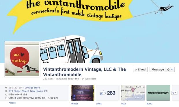 Vintanthromodern on Facebook